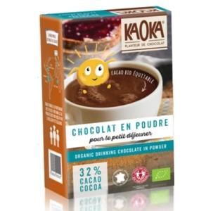 Kaoka, Økologisk Chokolade Pulver