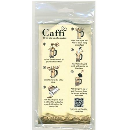 Caffi filter til stempelkanden.