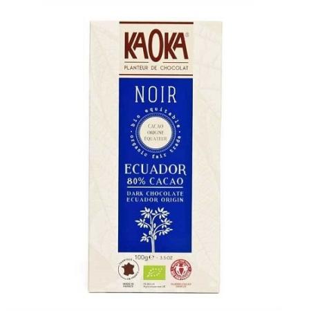 Dark 80% COCOA Ecuador