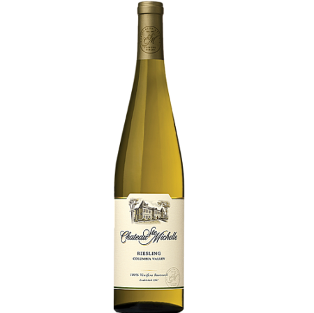 Chateau Ste Michelle, Riesling 2015