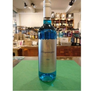 Bodegas Celaya, Bayanegra, Blue wine, 2017