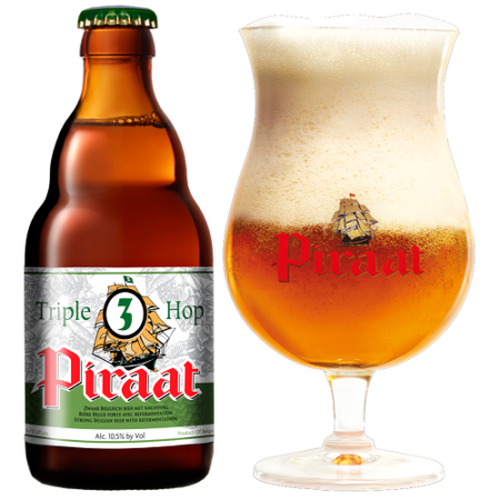 Van Steenberge, Piraat Triple Hop 33cl