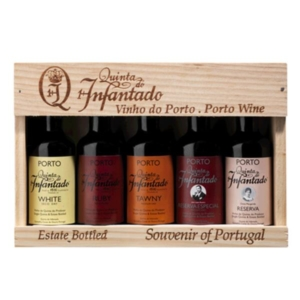 Quinta do Infantado, 5 Flasker Portvin, Adventskalender