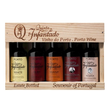 Quinta do Infantado, 5 Flasker Portvin, Adventskalender