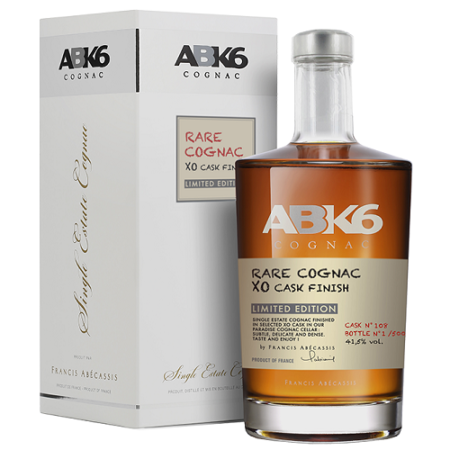 ABK6, Rare Cognac XO Cask Finish, Limited Edition.