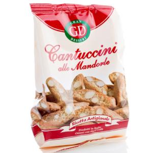 Ricetta Artigianale, Cantuccini alle Mandorle