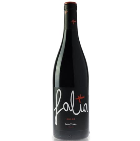 Månedens Vin, Nr. 1. Januar 2019. Falia Rosso,Salva Terra